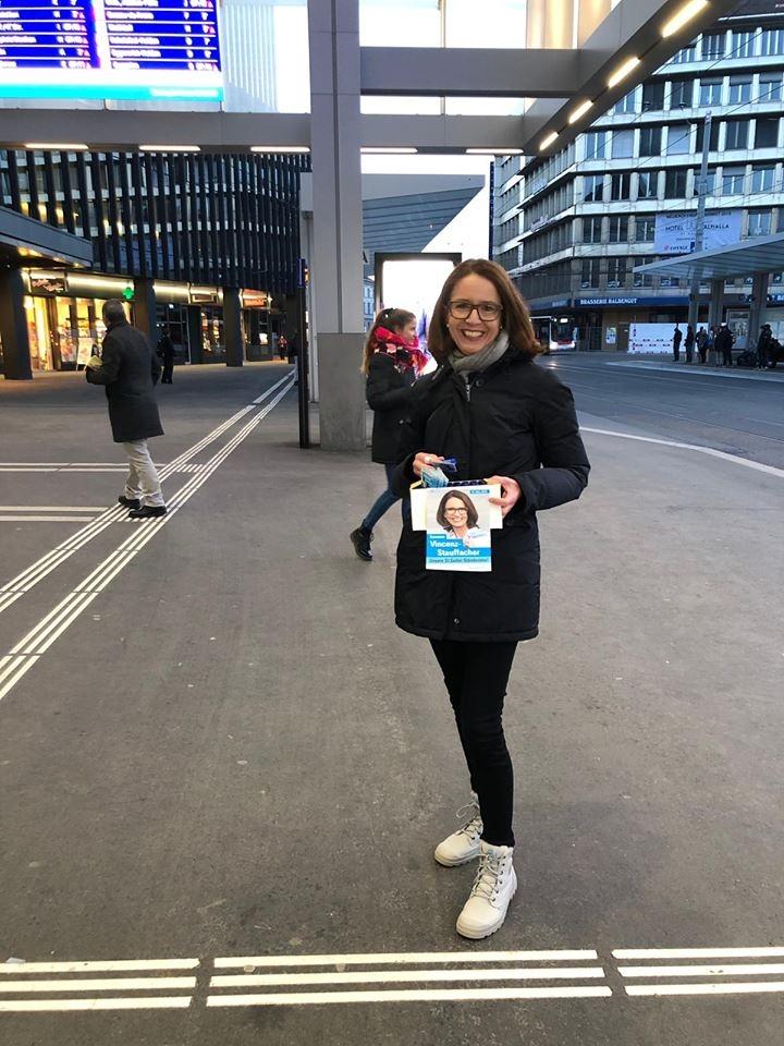 Frauenpower nach Bern