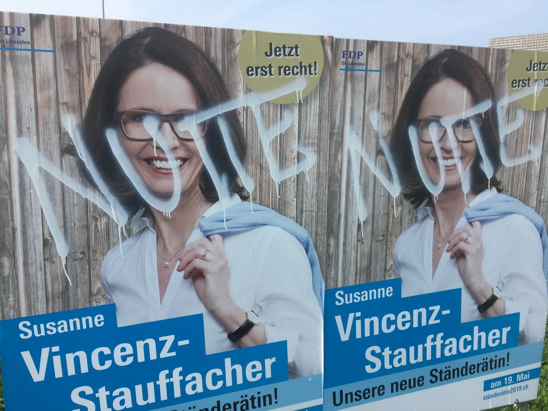 FDP reicht Strafanzeige gegen sexistischen Hassbotschaften ein