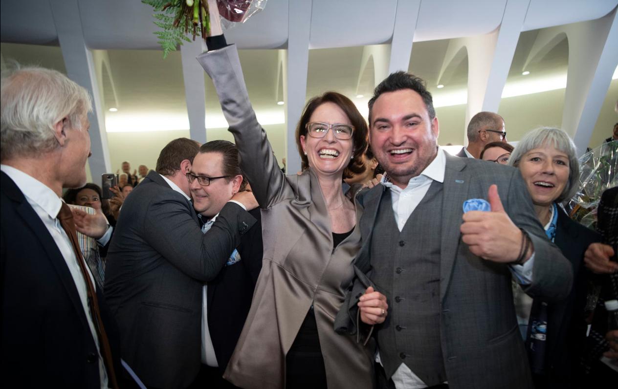 Susanne Vincenz-Stauffacher in den Nationalrat gewählt!