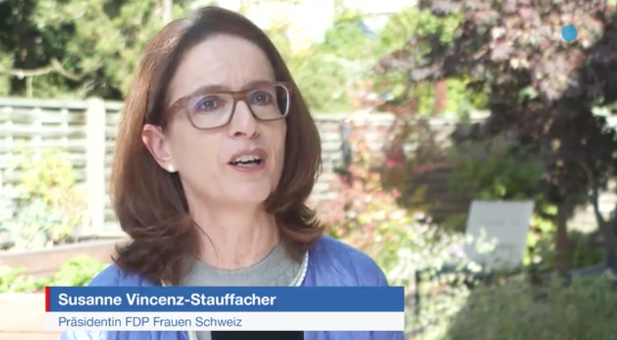 FDP Frauen Schweiz lancieren ihre erste eigene Volksinitiative zur Einführung der Individualbesteuerung