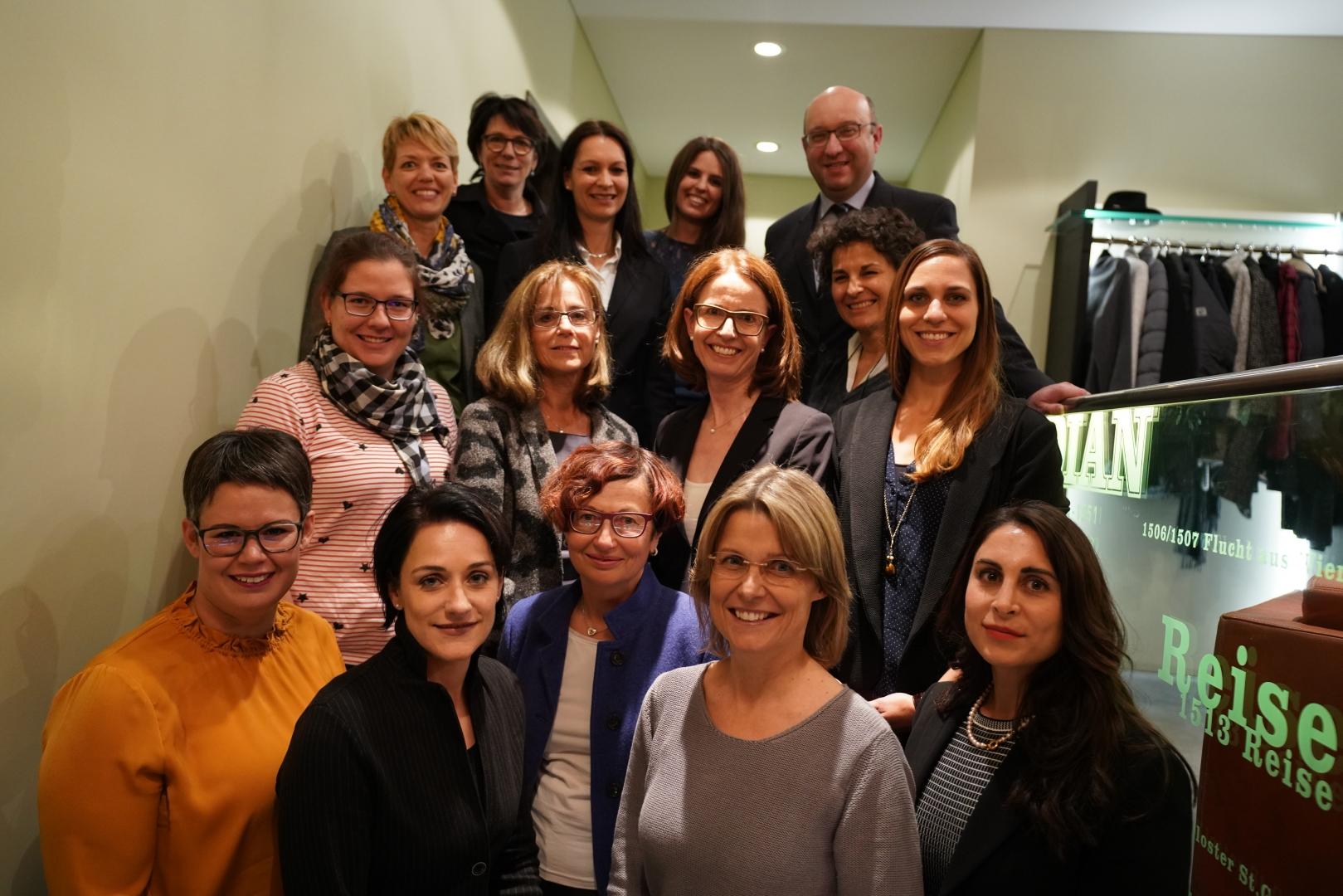 FDP Frauen mobilisieren für Susanne Vincenz-Stauffacher