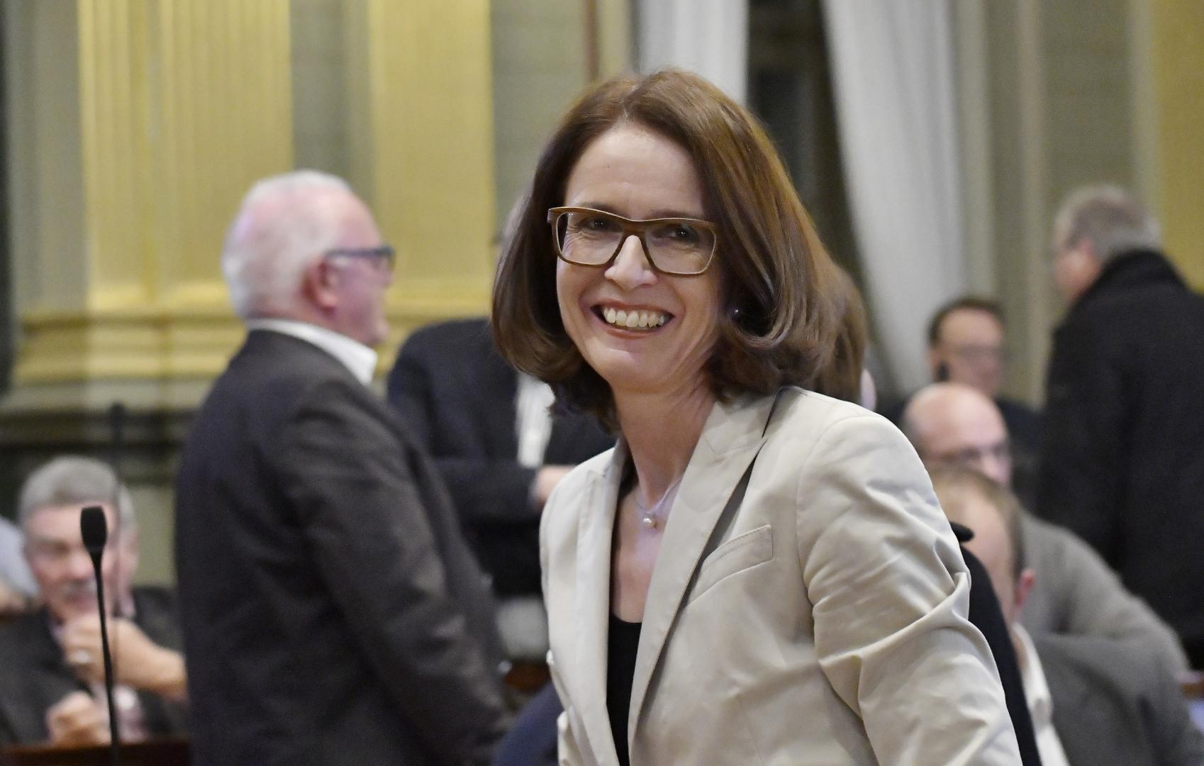 Eine bürgerliche Sozialpolitikerin für Bern